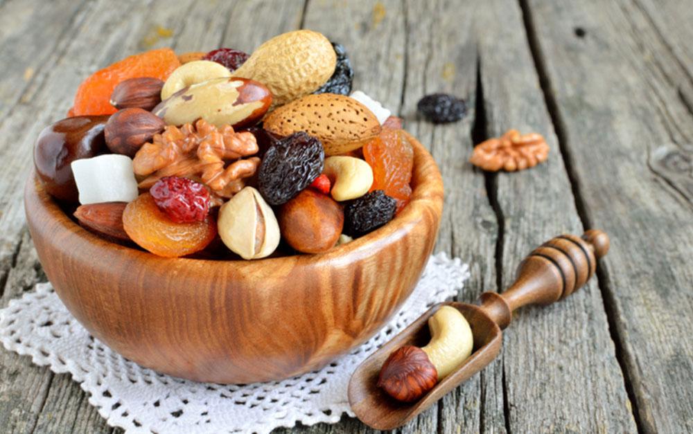 bontà frutta secca