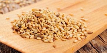 proprietà dei semi di sesamo