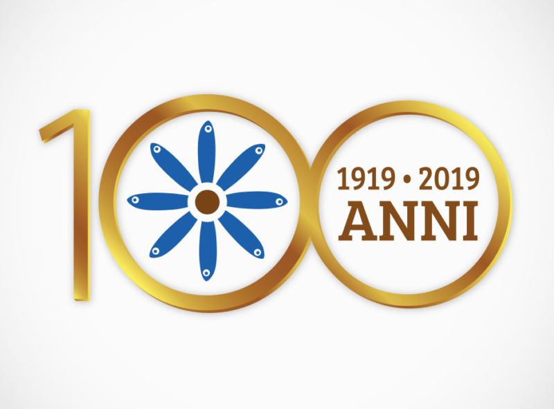 100 anni l'Anciué