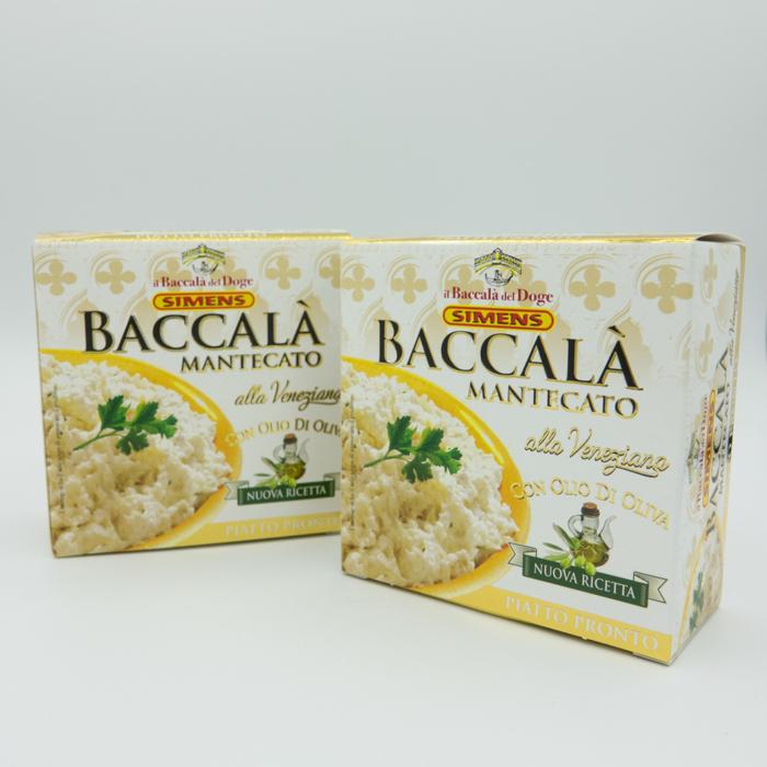 Baccalà mantecato alla vicentina (160 gr)