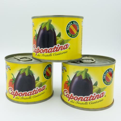 Caponatina di melanzane (200 gr)