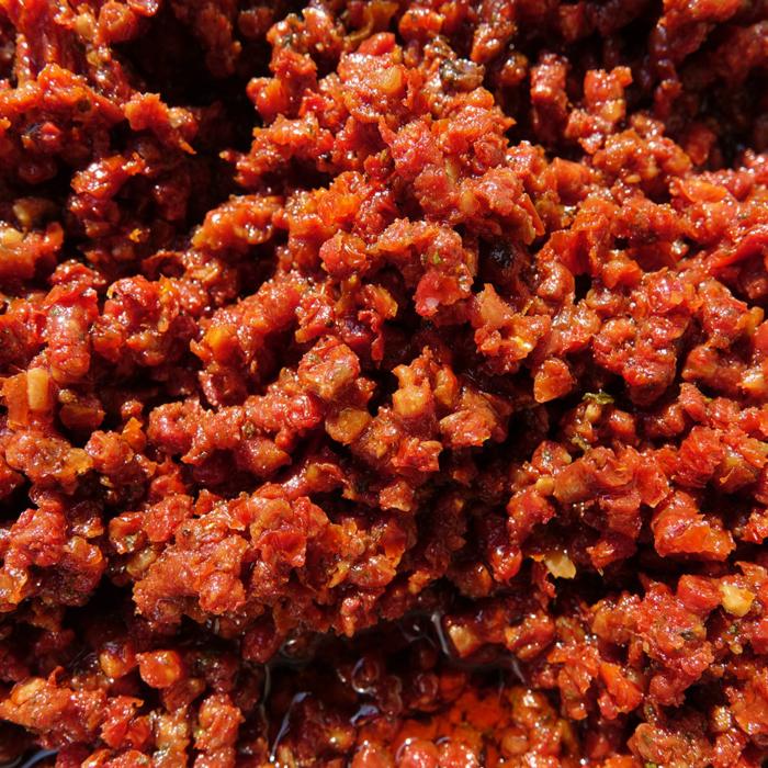 Capuliato di pomodori secchi