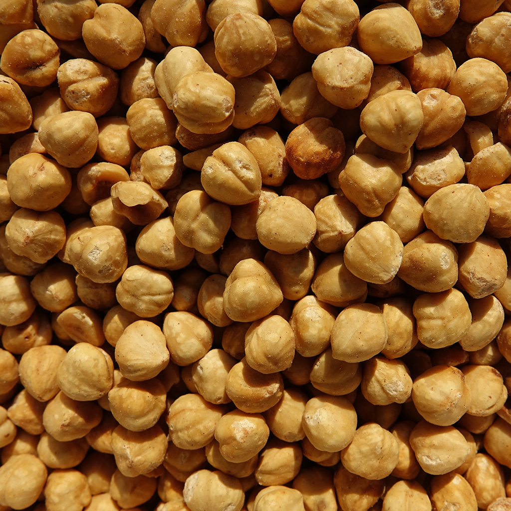 Nocciole tostate del Piemonte