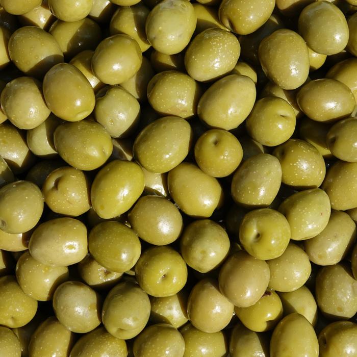 Olive greche verdi