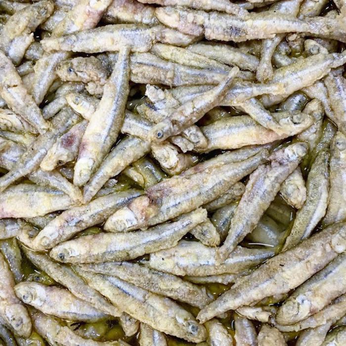 Pesciolini in carpione